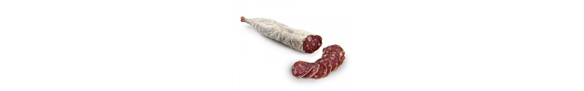 Saucisson, Rosette, Jambon, Bacon