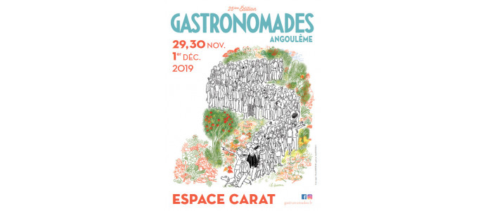 GASTRONOMADES 2019